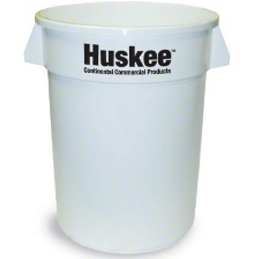 HUSKEE 20GL W/O LID WH CN2000WH