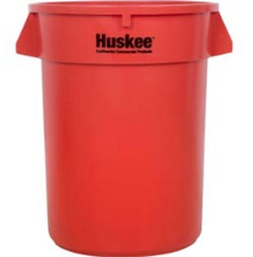 HUSKEE 32GL W/O LID RD CN3200RD