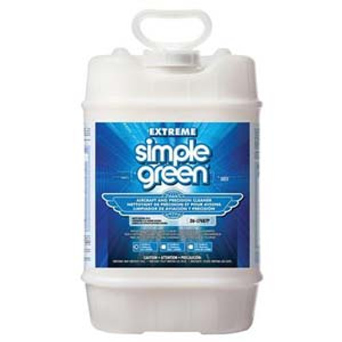 CLEANER SIMPLE GREEN EXTREME AIRCRAFT 5 GALLON