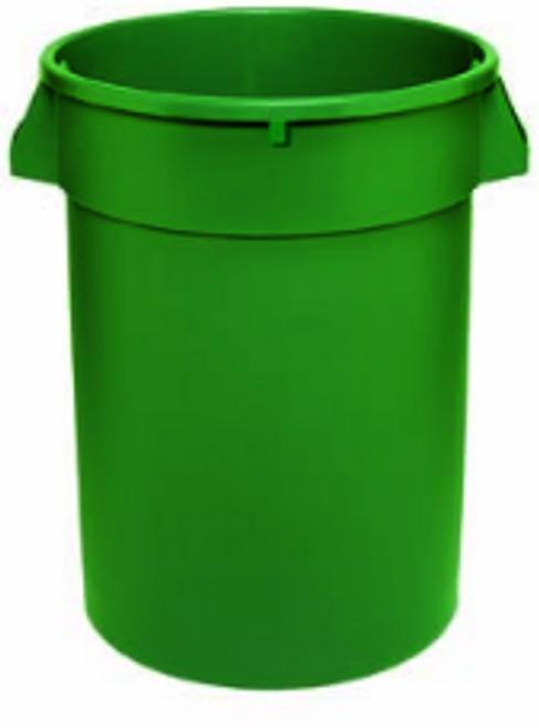HUSKEE 32GL W/O LID GREEN CN3200GN
