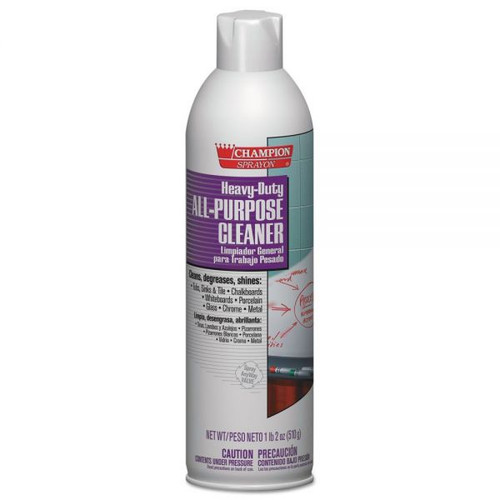 ALL PURPOSE FOAMING CLEANER  HEAVY DUTY  18 OZ / 12