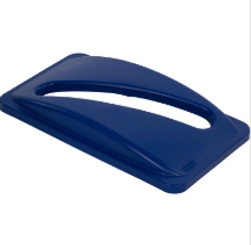 LID TRIMLINE PAPER BLUE 342026