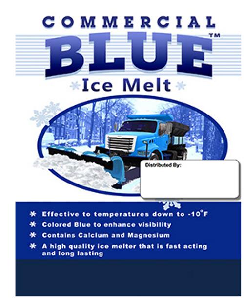 ICE MELT COMMERCIAL BLUE 50#49SK