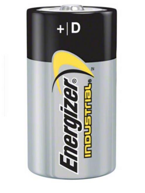 BATTERY ENERGIZER D IND. (6PK12)