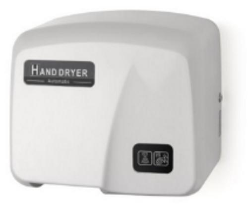 DRYER HAND AUTO ABS HD903 WHITE