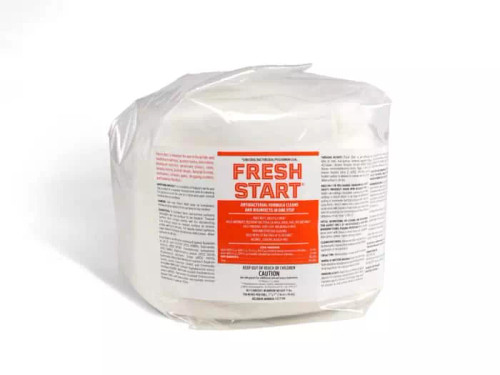 """FRESH START DISINFECTANT WIPES LARGE COUNT  6"""" x  7"""""""