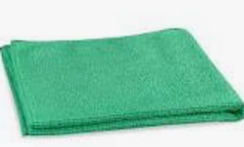 16×16 Microfiber Cloth –35 Gram Green 180 Pieces Per Case