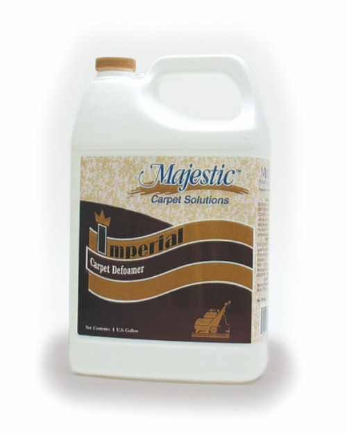 CARPET CLEANER DEFOAMER WATERBASED  4 X 1 GALLON
