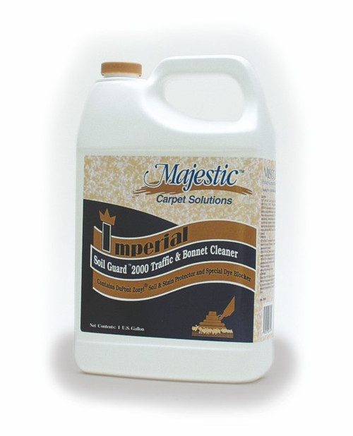 CARPET CLEANER BONNET & TRAFFIC CLEANER 4/1 GALLON