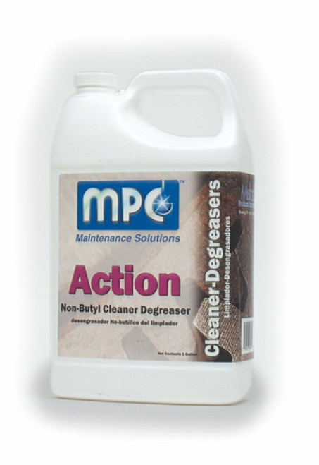 DEGREASER CLEANER NON BUTYL  (HEAVY DUTY CLEANER)  4X1GALLON