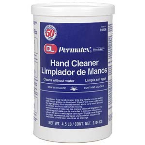 HAND CLEANER WATERLESS CREAM FORMULA 4.5 X 6