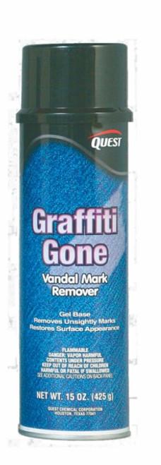 GRAFFITI CLEANER GONE AEROSOL VANDAL REMOVER 20 OZ X 12 PER CASE
