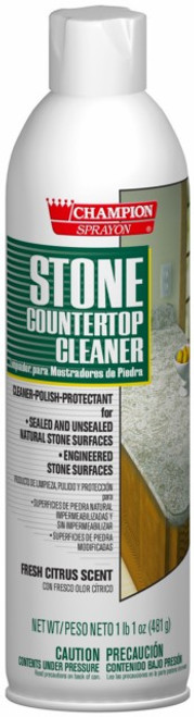 COUNTER TOP STONE CLEANER POLISH-PROTECTANT 17 OZ  X 12 PER CASE