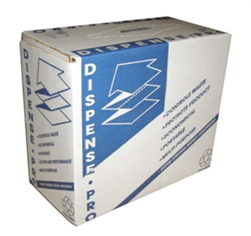 "Light DRC Dispenser Pro Wipers 9.5"" x 17""  100/box/ 800"