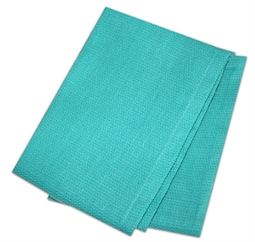 NEW GREEN HUCK TOWELS 100 LB. BALE