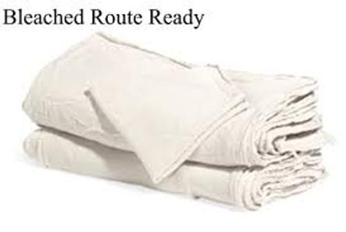 WHITE HUCK TOWEL 10 LB.