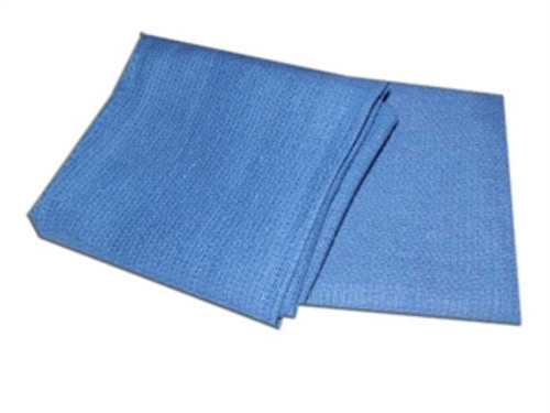HUCK TOWEL BLUE SURGICAL 10 LB.