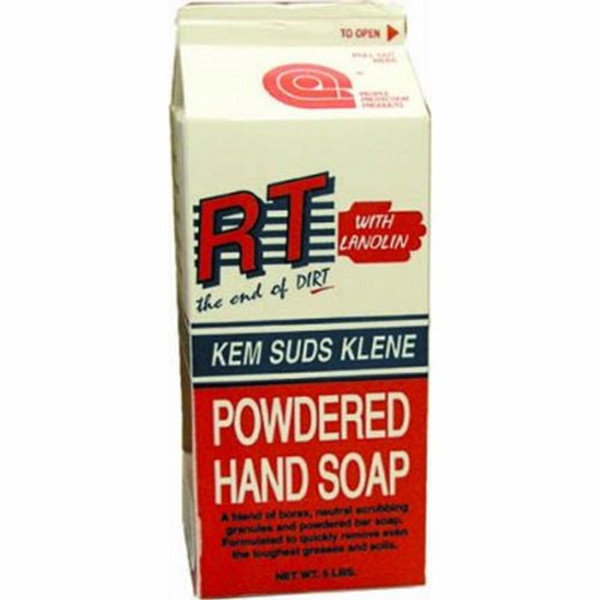 POWDERED HAND  SOAP 10/5#