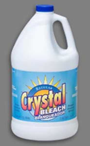 BLEACH CRYSTAL CLEANER   6/ 1 GALLONS
