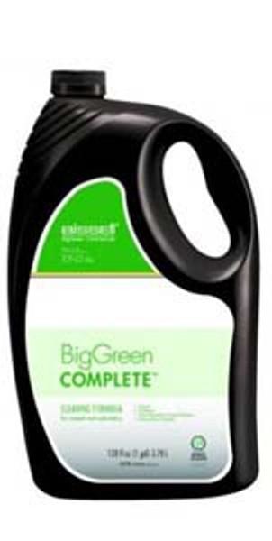 CARPET CLEANER BIG GREEN FORMULA  SOIL/STAIN PROTECTR, DE-FOAMER 1 GALLON PER CASE
