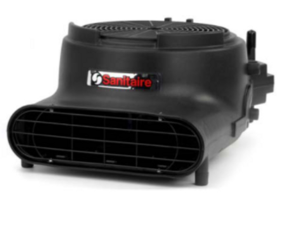 MACH AIRMOVER .5HP 3 SPEED SC6055 20'CORD,2.4AMP,STACKABLE/4HIGH
