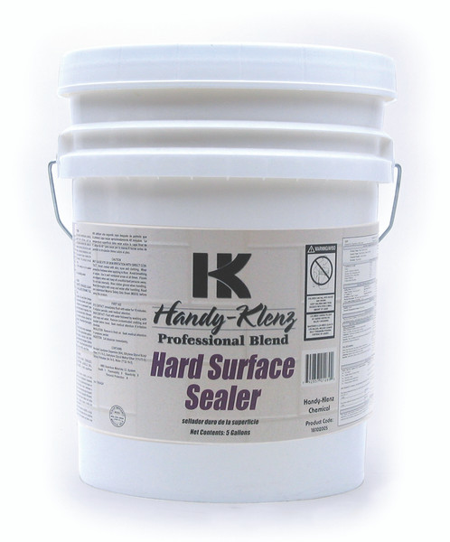 SEALER HARD SURFACE HIGH PERFORMANCE SEAL FINISH  5 GALLON PAIL