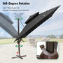 9 10 11 sunbrella umbrella patio umbrellas ft large polyester canopy pool clearance outdoor market parasol hanging deck grand stand base furniture shade sun table covers rain cover round water cantilever offset solar lights swing garden square beach