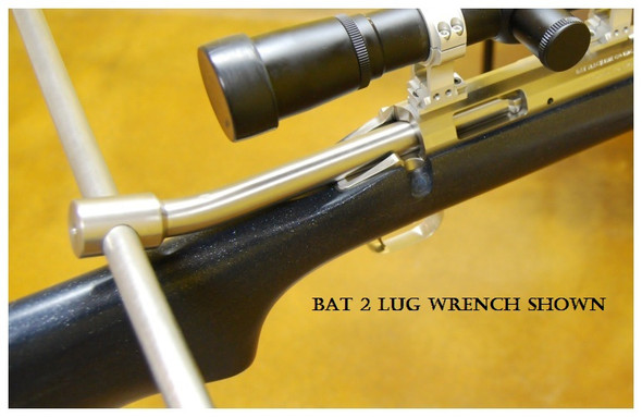 Bat 2Lug T Handle Action Wrench