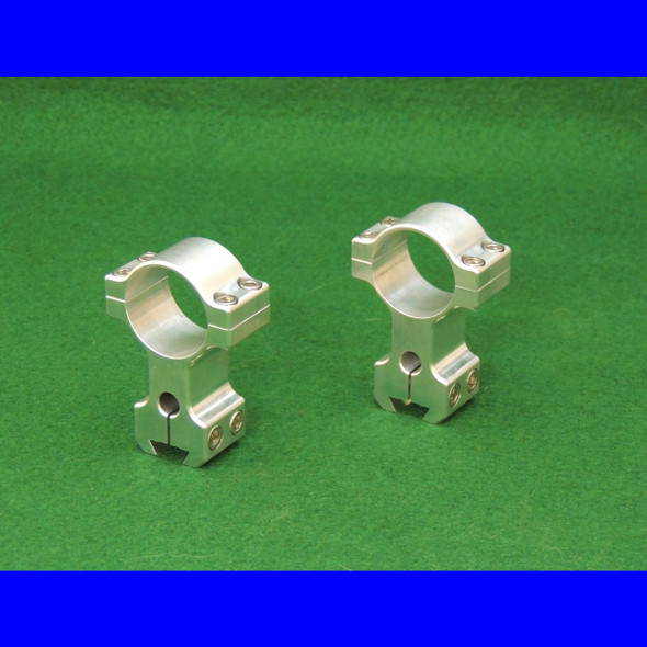 "Harrells 1"" Double Screw TALL Scope Rings"
