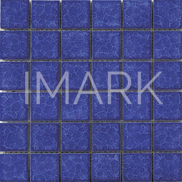 Blue Water Design Square Porcelain Bathroom Tile Mosaics China