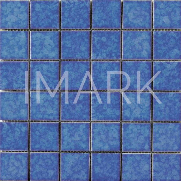 Spanish Mediterranean Style Ceramic Swimming Pool Mosaic Tile