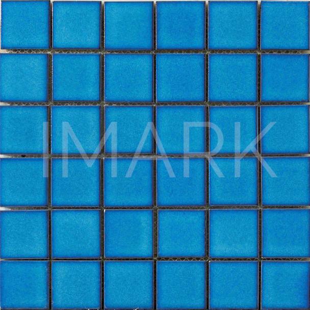 Decorative Ceramic Swimming Pool Mosaic Tile Samples