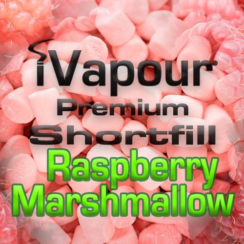 Raspberry Marshamllow 50ml Shortfill