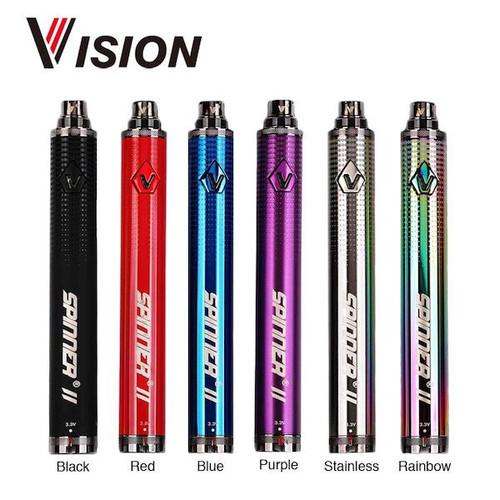 Vision Vapros Spinner 2 eGo VV Battery 1600mAh