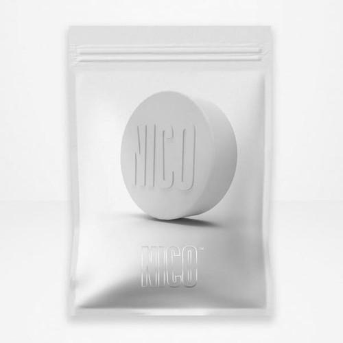 Nico Lash Glacier X Mint Nicotine Pouches - 16mg/g