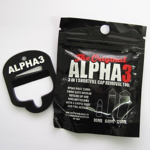 Alpha3 Cap Removal Tool