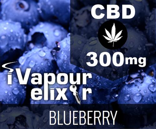 Vape CBD - Blueberry