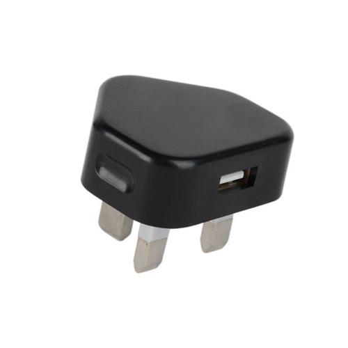 1 Amp USB  Wall Plug (UK)