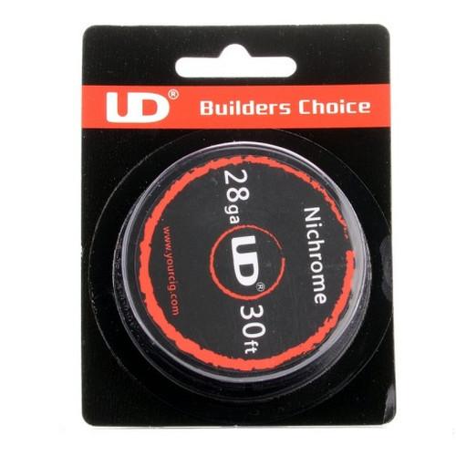 UD Nichrome Wire 28 AWG - 10m
