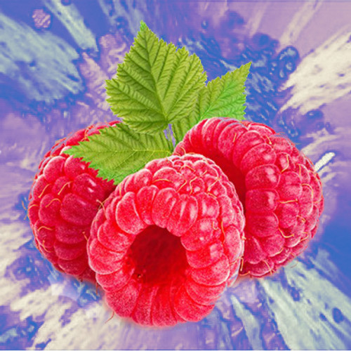 Raspberry Menthol Liquid