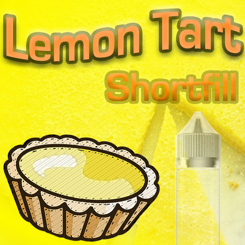 Lemon Tart 50ml Shortfill