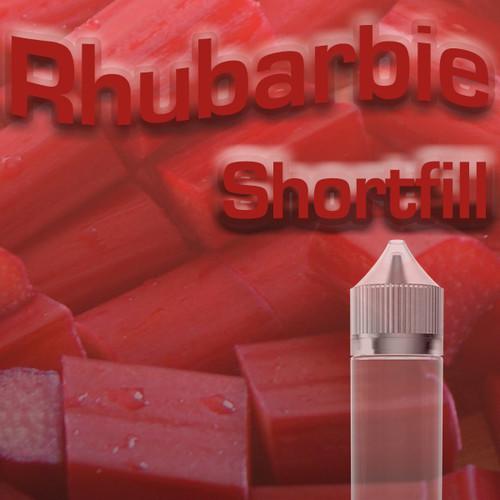 Rhubarbie 50ml Shortfill