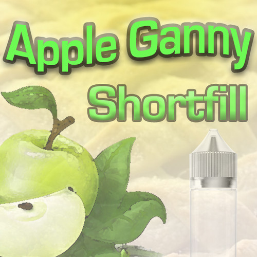 Apple Ganny 50ml Shortfill