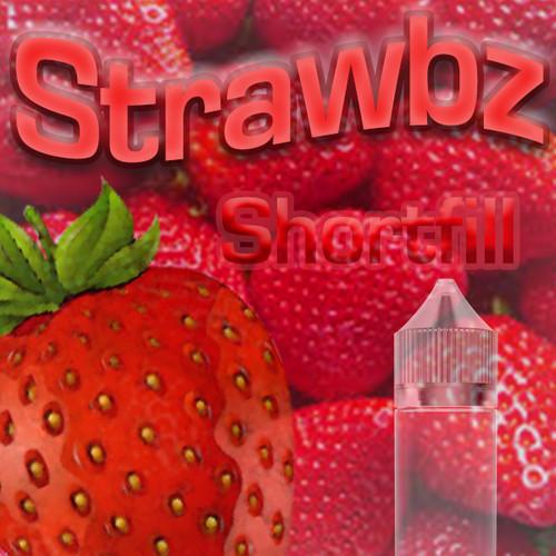 Strawbz 50ml Shortfill