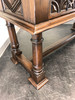 ALFONSO MARINA Spanish Castle Style Sideboard / Console Table