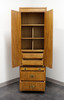 DREXEL HERITAGE Passage Campaign Style Armoire / Cabinet 2