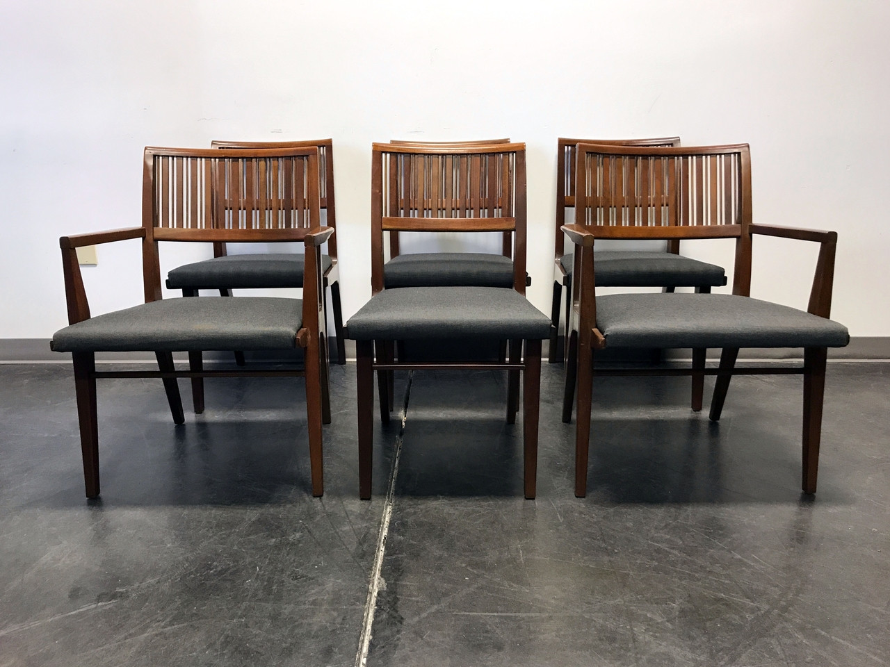 Sold Out Drexel Counterpoint Mid Century Modern Mahogany Dining
