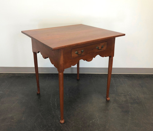 Antique 19th Century Walnut Work Table
