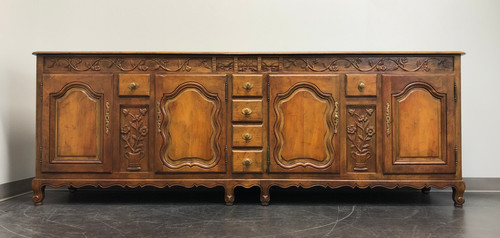 """SOLD - BAKER French Country Extra Long 96"""" Sideboard"""