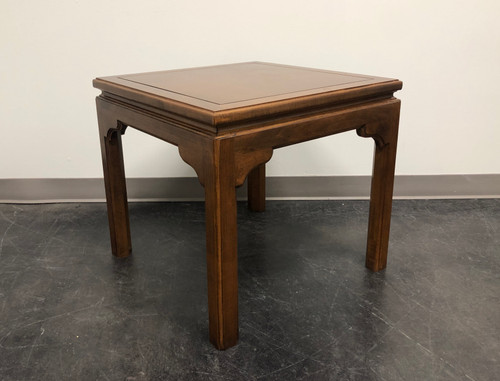 ETHAN ALLEN Chinoiserie End Side Accent Table A